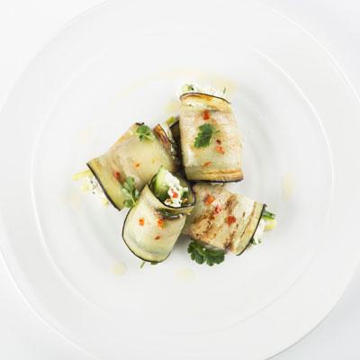 рулеты из баклажанов рецепт с адыгейским сыром фото