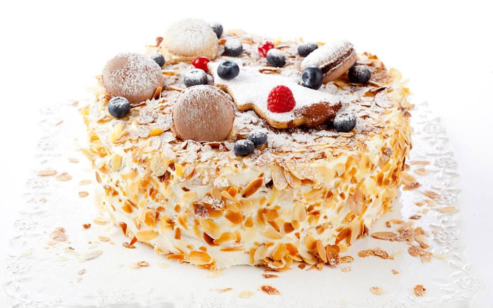 Крем для торта из маскарпоне рецепт с ягодами