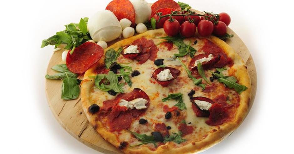 Рецепт пиццы с рикоттой