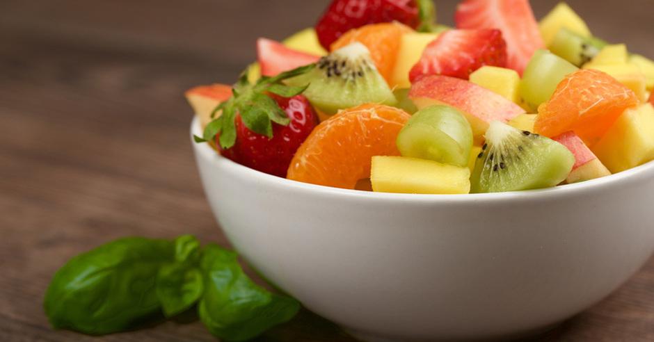 рецепт с фото фруктового салата с йогуртом